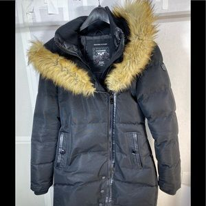 Noize Womens Mid-length parka extremely warm SizeS